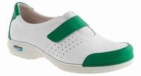 NEW! Nursing care working shoes healthcare WG08 Green