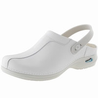 NEW! Nursing care working shoes healthcare WAGO01 White