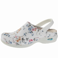 NEW! Nursing care working shoes healthcare WAGO92 Flower