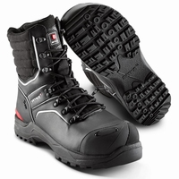 Brynje working boots High 483 Black
