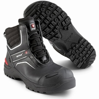 Brynje working shoesHigh 480 Black