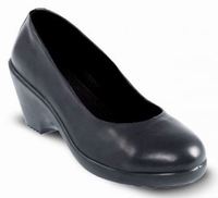 Lavoro woman safetyshoes Grace Black