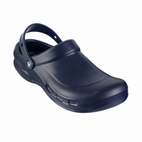 Crocs lightweight crocs clogs Bistro Navy