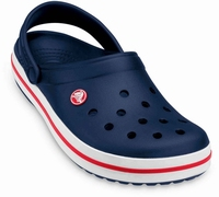 Crocs lightweight crocs clogs Crocband Navy