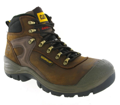 Caterpillar Werkschoenen S3.Caterpillar Working Shoes Pneumatic Brown