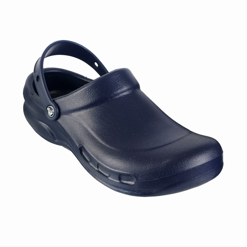 Crocs Navy Bistro Clogs 39 poQso